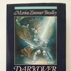 Libros de segunda mano: DARKOVER. LA HERENCIA DE LOS HASTUR - MARION ZIMMER BRADLEY - ED. B. NOVA FANTASÍA, 1989, 1ª ED. Lote 50810652