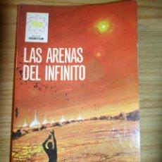Libros de segunda mano: LAS ARENAS DEL INFINITO (KENNETH BULMER) INFINITUM Nº 37 . Lote 51206560
