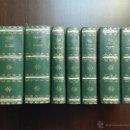 Libros de segunda mano: COLECCION NOVELAS - DUMAS, VICTOR HUGO, ZOLA - 7 TOMOS - ED. LORENZANA - BARCELONA - 1979 -. Lote 51225292