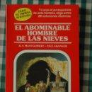 Libros de segunda mano: EL ABOMINABLE HOMBRE DE LAS NIEVES, POR R A MONTGOMERY Y PAUL GRANGER, ELIGE TU PROPIA AVENTURA Nº 4. Lote 51256156