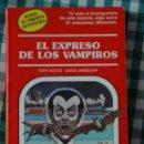 Libros de segunda mano: EL EXPRESO DE LOS VAMPIROS, POR TONY KOLTZ Y DOUG JAMIESON, ELIGE TU PROPIA AVENTURA Nº 17, TIMUN MA. Lote 85558003