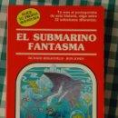 Libros de segunda mano: EL SUBMARINO FANTASMA, POR RICHARD BRIGHTFIELD Y RON JONES, ELIGE TU PROPIA AVENTURA Nº 19. Lote 51256244