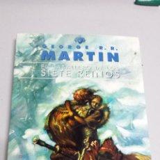 Libros de segunda mano: EL CABALLERO DE LOS SIETE REINOS - GEORGE R. R. MARTIN / GIGAMESH. Lote 51418856
