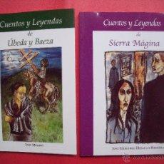 Libros de segunda mano: INES MOMPO.-CUENTOS Y LEYENDAS.LIBROS.-LOTE DE 2 LIBROS.. Lote 51676423