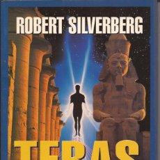 Libros de segunda mano: TEBAS LA DE LAS CIEN PUERTAS / ROBERT SILVERBERG / GRIJALBO / 1995. Lote 52150519