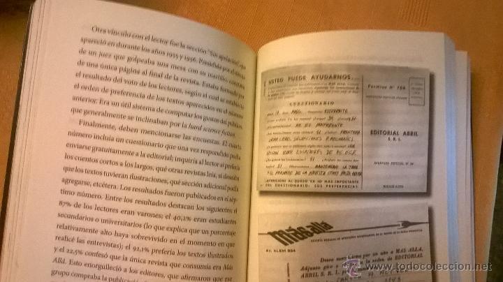 Libros de segunda mano: REVISTAS ARGENTINAS DE CIENCIA FICCION, por CARLOS ABRAHAM - EDICION DE AUTOR - RARO - Foto 5 - 244781435