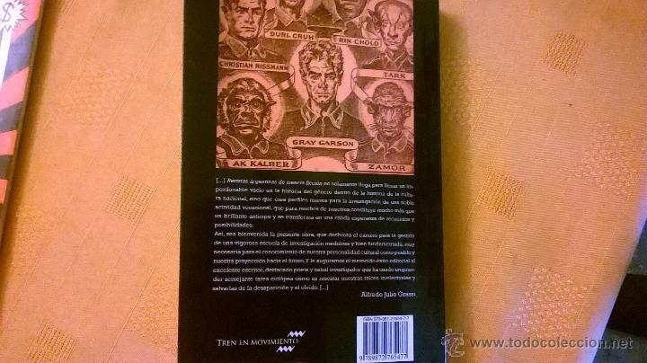 Libros de segunda mano: REVISTAS ARGENTINAS DE CIENCIA FICCION, por CARLOS ABRAHAM - EDICION DE AUTOR - RARO - Foto 6 - 244781435