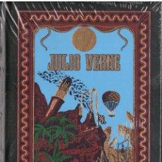 Libros de segunda mano: NOVELA AVENTURAS DE TRES RUSOS Y TRES INGLESES EN EL AFRICA AUSTRAL - JULIO VERNE; RBA - PRECINTADO. Lote 230620875