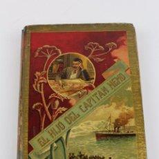 Libros de segunda mano: L- 2069. EL HIJO DEL CAPITAN NEMO POR ENRIQUE DE BENDITO Y TRUJILLO. 1985.. Lote 53416127