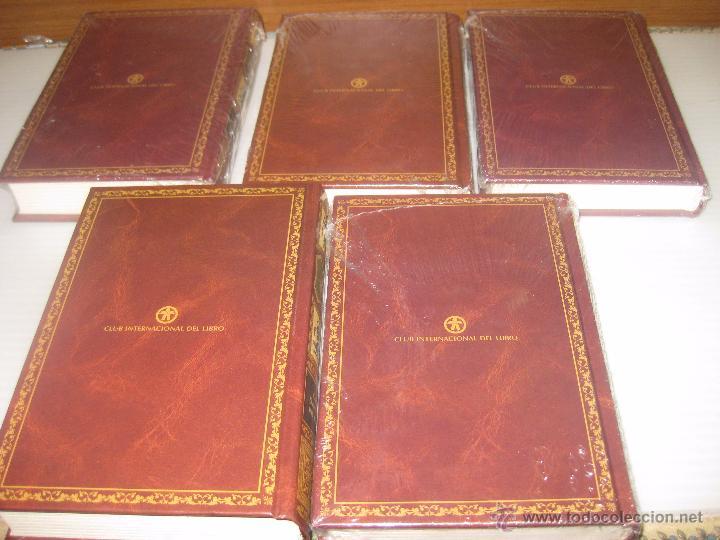 Libros de segunda mano: 5 JULIO VERNE,VIAJES EXTRAORDINARIOS - Foto 3 - 53424653