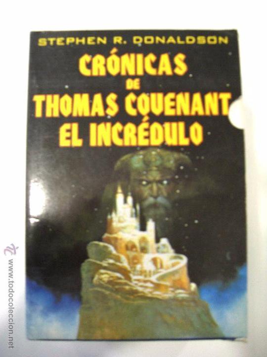 Resultado de imagen de Las Crónicas de Thomas Covenant