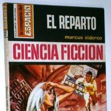 Libros de segunda mano: EL REPARTO POR MARCUS SIDEREO DE ED. BRUGUERA EN BARCELONA 1977 PRIMERA EDICIÓN. Lote 53621119