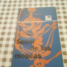 Libros de segunda mano: SEÑOR DE LAS MOSCAS, WILLIAM GOLDING, EDICIONES MINOTAURO, 1 EDICION. Lote 53651132