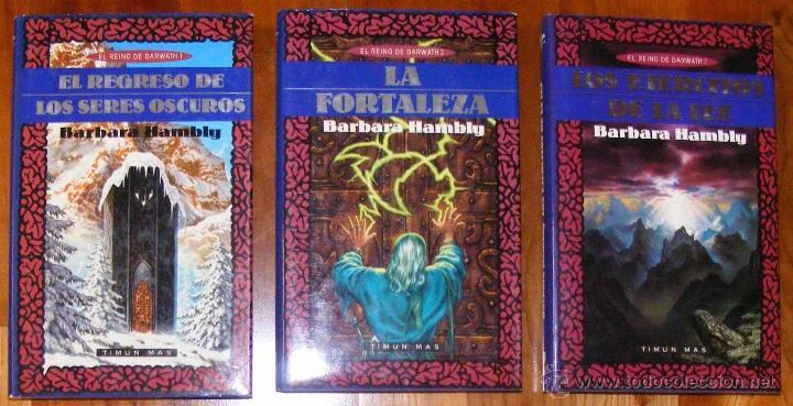 Resultado de imagen de barbara hambly libros