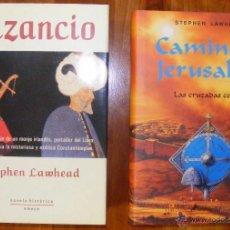 Libros de segunda mano: BIZANCIO - STEPHEN LAWHEAD - EDITORIAL EMECÉ. Lote 57491630