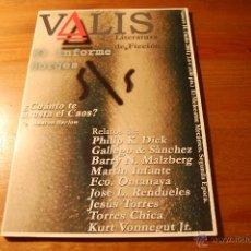 Libros de segunda mano: REVISTA VALIS. LITERATURA DE FICCIÓN Nº 10. Lote 53966931