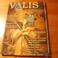 Libros de segunda mano: REVISTA VALIS. LITERATURA DE FICCIÓN Nº 11. Lote 53966954