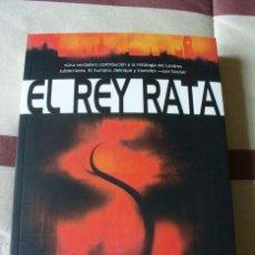 Libros de segunda mano: EL REY RATA - CHINA MIEVILLE - NUEVO. Lote 147790110