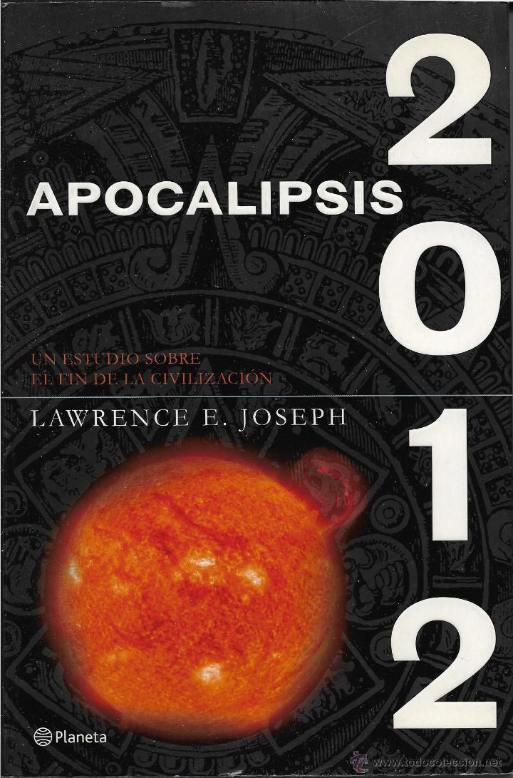 APOCALIPSIS 2012 (Libros de Segunda Mano (posteriores a 1936) - Literatura - Narrativa - Ciencia Ficción y Fantasía)