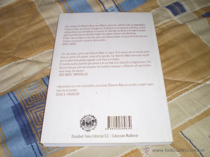 Libros de segunda mano: contraportada - Foto 2 - 54306163