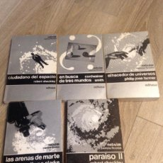 Libros de segunda mano: COLECCIÓN CIENCIA FICCIÓN NEBULAE. Lote 54365099