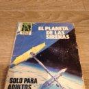 Libros de segunda mano: EL PLANETA DE LAS SIRENAS. Lote 54365773