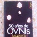 Libros de segunda mano: 50 AÑOS DE OVNIS. Lote 54365920