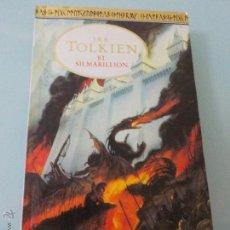 Libros de segunda mano: JRR TOLKIEN - EL SILMARILLION - MINOTAURO 2002. Lote 183186171