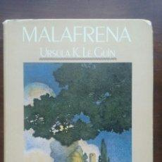 Libros de segunda mano: MALAFRENA ÚRSULA K LE GUIN EDHASA . Lote 105163766