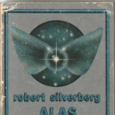 Libros de segunda mano: ROBERT SILVERBERG. ALAS NOCTURNAS. EDHASA NEBULAE. Lote 54582313