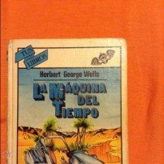 Libros de segunda mano: LA MAQUINA DEL TIEMPO HERBERT GEORGE WELLS ANAYA. Lote 56609858