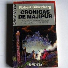 Libros de segunda mano - CRONICAS DE MAJIPUR - MAJIPUR / 3 - ROBERT SILVERBERG - 54813664