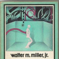 Libros de segunda mano: WALTER M. MILLER, JR. CONDICIONALMENTE HUMANO. EDHASA NEBULAE CIENCIA FICCION. Lote 54850189