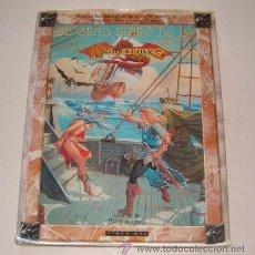 Libros de segunda mano: MARY KIRCHOFF (ED.). EL GRAN LIBRO DE LA DRAGON LANCE. RM73729. . Lote 55023698