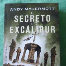 Libros de segunda mano - EL SECRETO DE EXCALIBUR - ANDY MCDERMOTT - LA FACTORÍA DE IDEAS - 55147305