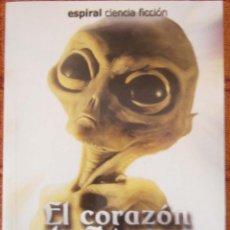 Libros de segunda mano: EL CORAZÓN DE ATENEA - JUAN CARLOS PLANELLS - ESPIRAL CIENCIA FICCIÓN. Lote 55244115