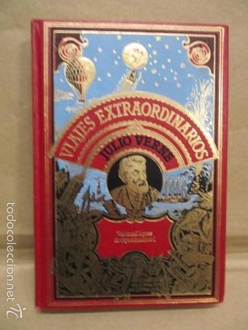 VIAJES EXTRAORDINARIOS - JULIO VERNE VEINTE MIL LEGUAS DE VIAJE SUBMARINO - EXCELENTE ESTADO (Libros de Segunda Mano (posteriores a 1936) - Literatura - Narrativa - Ciencia Ficción y Fantasía)