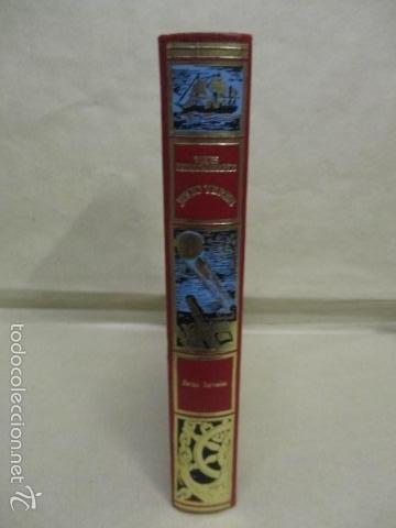 Libros de segunda mano: Hector Servadac. Julio Verne. Colección Viajes Extraordinarios. Lo mejor de Julio Verne- 1982 - Foto 2 - 55378944