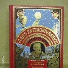 Libros de segunda mano: AVENTURAS DE TRES RUSOS Y TRES INGLESES - VIAJES EXTRAORDINARIOS - JULIO VERNE - EXCELENTE ESTADO. Lote 55378982