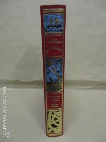 Libros de segunda mano: Aventuras de tres rusos y tres ingleses - Viajes extraordinarios - Julio Verne - Excelente Estado - Foto 2 - 55378982