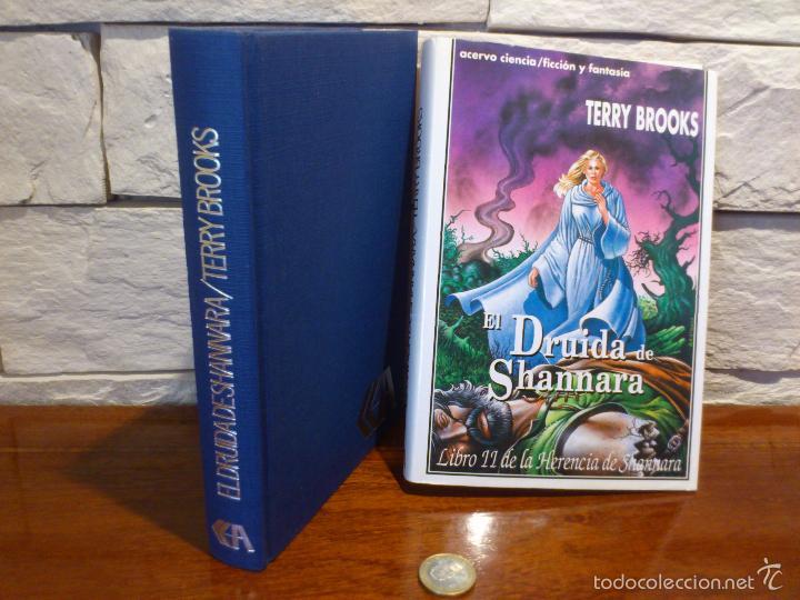 libros de segunda mano cronicas de shannara el druida de shannara libro ii
