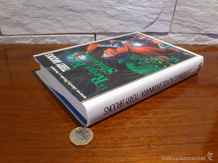 libros de segunda mano cronicas de shannara la reina elfica de shannara libro