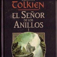 Libros de segunda mano: LA COMUNIDAD DEL ANILLO. BIBLIOTECA TOLKIEN.. Lote 56046134