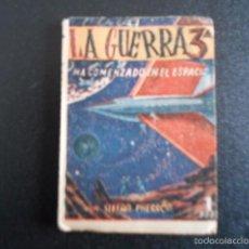 Libros de segunda mano: LA GUERRA 3ª HA COMENZADO EN EL ESPACIO - STEFAN PHERRON -S.A.E.G.E. EDITORIAL- GRÁFICAS ESPEJO. Lote 56103408