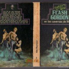 Libros de segunda mano: FLASH GORDON EN LAS CAVERNAS DE MONGO, PULP 1973. Lote 56103824