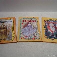 Libros de segunda mano: GNOMOS - HADAS - DUENDES - JESUS CALLEJO - EDAF. Lote 56173499