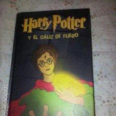 Libros de segunda mano: HARRY POTTER Y EL CALIZ DE FUEGO DE J.K.ROWLYNG - CIRCULO DE LECTORES - 648 PAGINAS - 2001. Lote 56387498