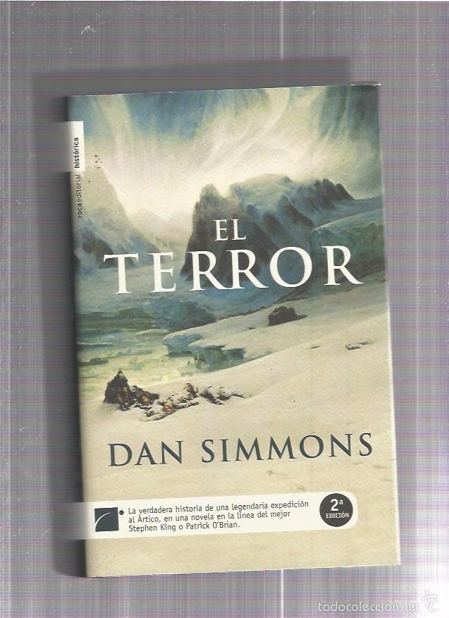 El terror dan simmons comprar libros de ciencia ficci n y fantas a en todocoleccion 56552672 - Libreria segunda mano online ...