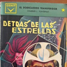 Libros de segunda mano: DETRÁS DE LAS ESTRELLAS, CHARLES L. LAFONTENAY. Lote 56568692