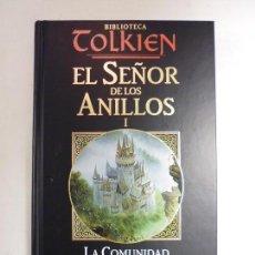 Libros de segunda mano: EL SEÑOR DE LOS ANILLOS I: LA COMUNIDAD DEL ANILLO 2 / J.R.R. TOLKIEN / BIBLIOTECA TOLKIEN. Lote 56576906